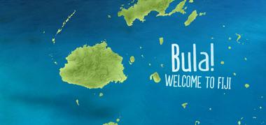 Bula de Fidji